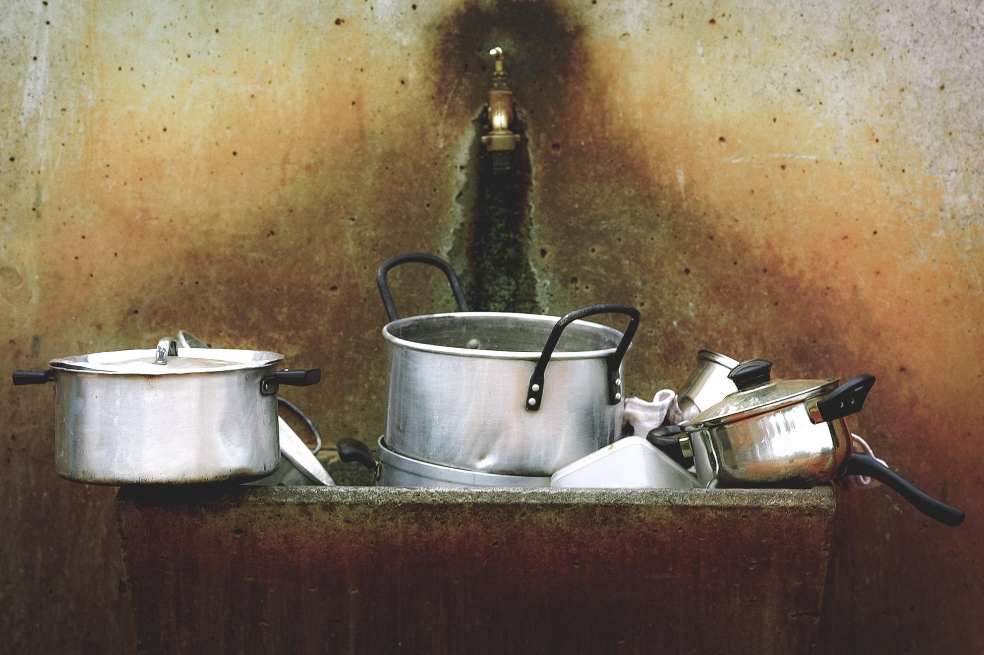 Tap2Drain Plumbing - Plumber Mission, Abbotsford, Langley, Chilliwack, Pots Rustic Image