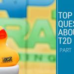 Tap 2 Drain's TOP 10 Questions Part 1