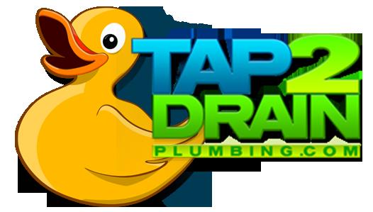 Tap 2 drain plumbing icon